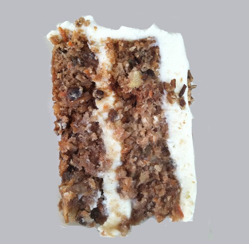 I Ate The Best Carrot Cake In The Entire World