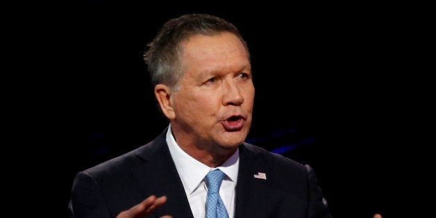 John Kasich Is not Delusional