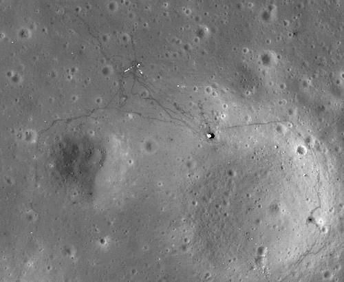 The Lunar Landing, NOT Hoax
