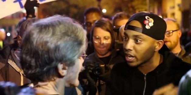 Baltimore Protester Who Confronted Geraldo Says It's Not About Some Viral Video, 'It's About Black Lives'