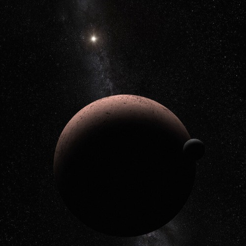 Astronomers Discover Tiny, Shy Moon Hiding In The Shadows Of The Solar System