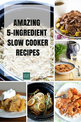 5-Ingredient Slow Cooker Recipes For Those Busy Weeknights | HuffPost Life