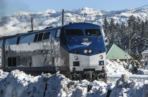 Ticket to Ride: 7 Ways to Travel By Ski Train