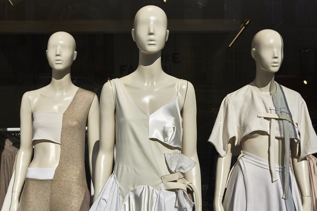 LCF Students Prove Sustainability Will Soon Be A Staple London Fashion Week Trend