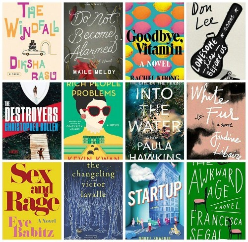 12 Great New Books To Bring To The Beach This Summer