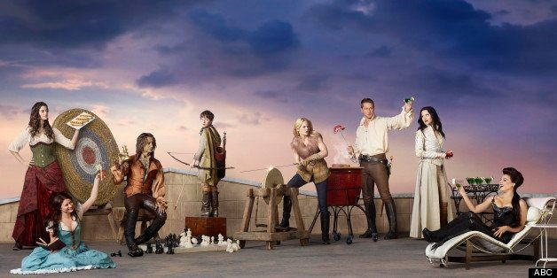 'Once Upon A Time' At Comic-Con: Cast And Creators Preview Season 3