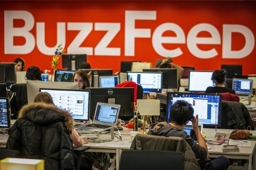 BuzzFeed Will Team Up With Twitter On Election Night