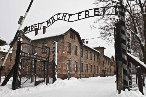 Photographer Documents The Haunting Journey To Auschwitz