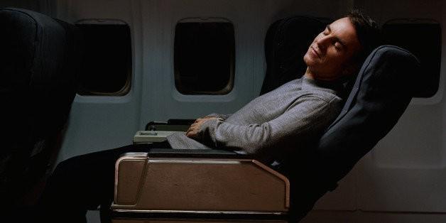 10 Tips For Sleeping On Planes | HuffPost Life