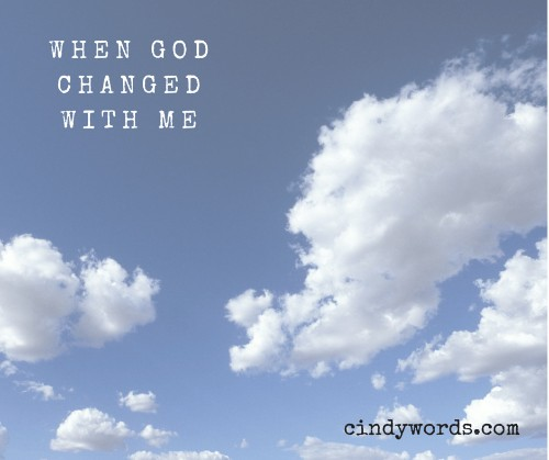 When God Changed With Me