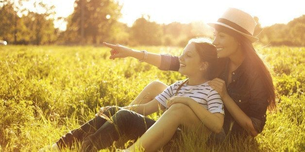 How to Build a Positive Relationship With Your Child | HuffPost Life
