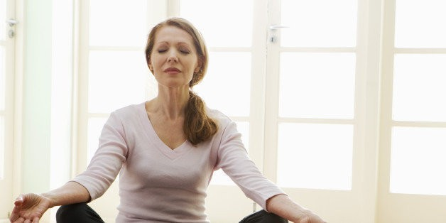 Top 3 Ways to Bust 'Test Stress' With Yoga