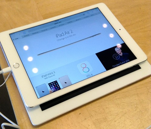A New Apple for Your Stocking? The iPad Air 2 May Just Fit
