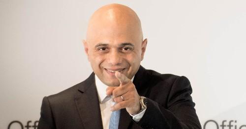 Sajid Javid Announces He Will Join Tory Leadership Race