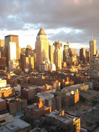 Like Running Into a Gorgeous Ex: Reflections On Returning to New York