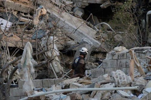 Syrian Medical Facilities Were Attacked More Than 250 Times This Year