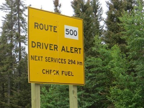 Along the Trans-Labrador Highway: Canadian Odyssey on the Looney Front - Part 19