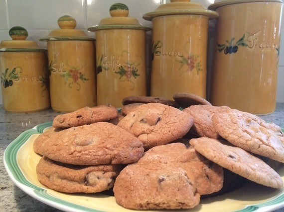I Love My Chocolate Chip Cookies. Here's Why.