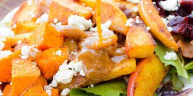 The Fall Harvest Salad You Need in Your Life This Season | HuffPost Life