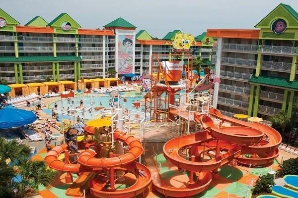 Orlando's Most Amazing Hotel Pools