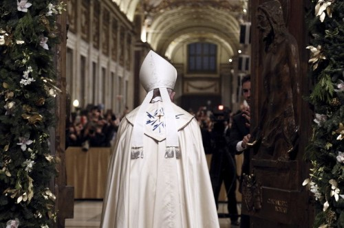 Pope Francis: 'People Should Not Be Defined Only By Their Sexual Tendencies'