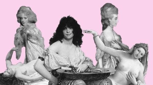 The 'Shady Ladies' Hiding In The Metropolitan Museum Of Art