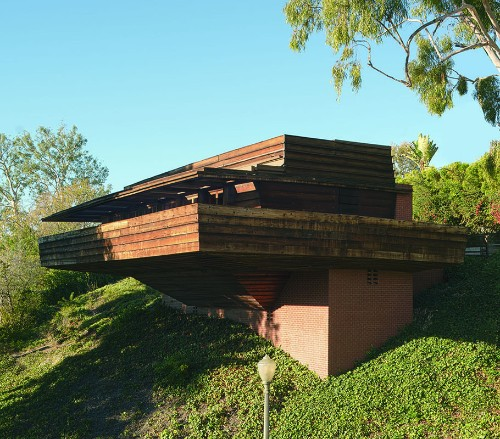In L. A., a Wright House at Auction