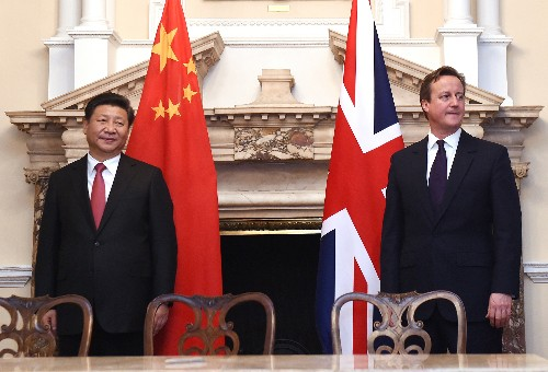Brexit's stain, China's pain