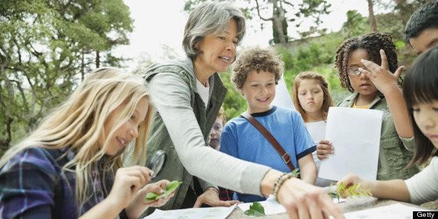Environmental Education Bridges the Partisan Divide in Congress