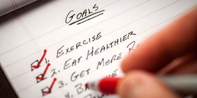 4 Ways to Hold Yourself Accountable to Your Goals | HuffPost Life
