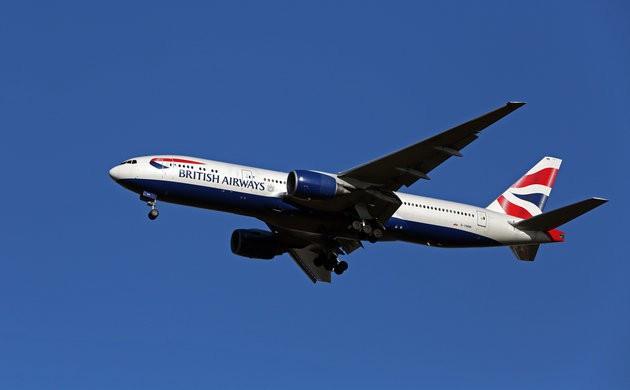 Fighter Jets Intercept British Airways Flight Over Hungary
