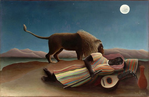 Why Have Artists Always Found Sleep Such A Fascinating Subject?