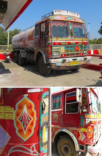 Impressions of India: Ahmedabad to Udaipur