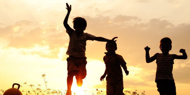 How to Teach Our Children to Celebrate the Extraordinary Ordinary