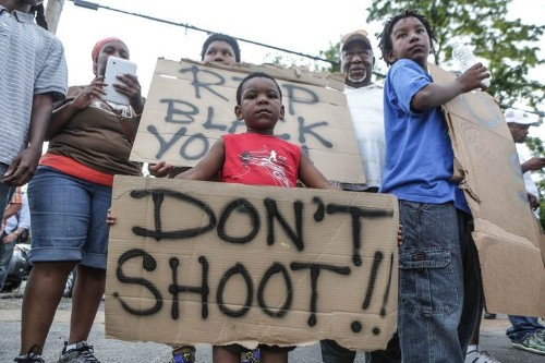 Ferguson and Race From White America's Perspective, If It Switched Places With Black America