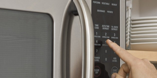 Why You Should Follow Directions When Microwaving Food (Like Letting Your Food 'Stand') | HuffPost Life