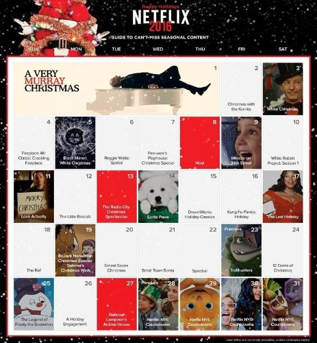 Here Are A Bunch Of Christmas Movies You Can Watch On Netflix In December