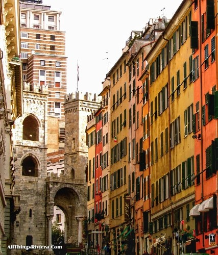 Five Places to Start a Beautiful Friendship with Genoa