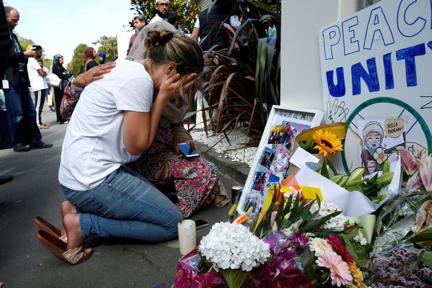 Christchurch Should Teach Us All The Importance Of Standing Shoulder To Shoulder With Our Neighbours