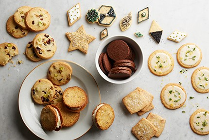 You Won't Believe All These Cookies Came from the Same Dough