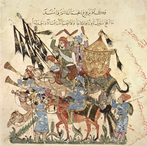 How Climatic Stress Possibly Shaped Early Islam and the History of theMiddle East