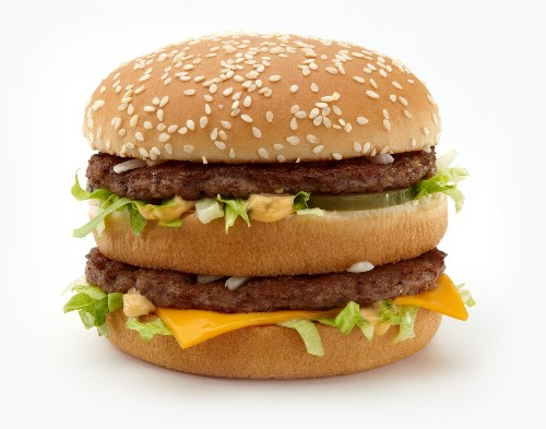 A Chef and Fast Food Virgin Takes on a Big Mac