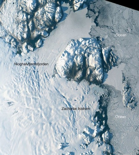 Rapidly Melting Glacier Will Raise Sea Levels 'For Decades To Come'