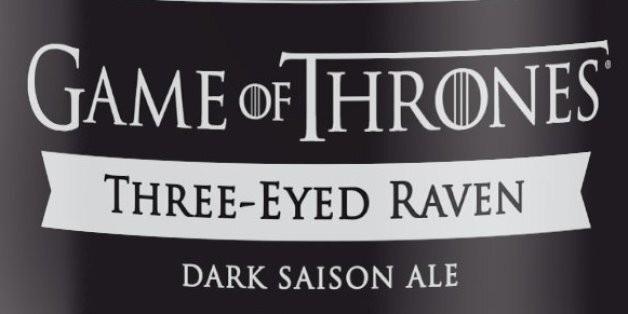 We Taste Tested The New 'Game Of Thrones' Beer, Three-Eyed Raven Dark Saison
