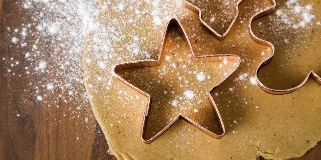 5 Christmas Cookies That No One Will Guess Are Actually Healthy | HuffPost Life