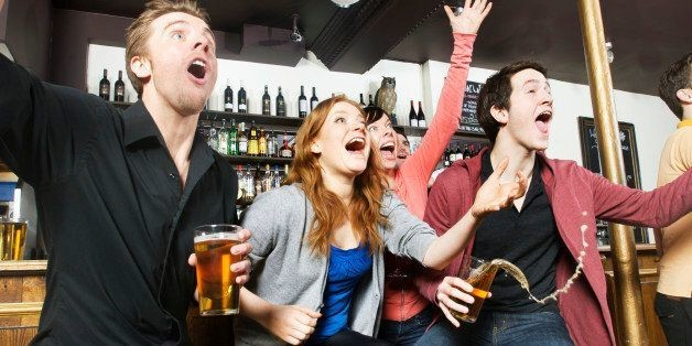 Where To Watch NFL Abroad: 8 Life-Saving Bars For Football Fans | HuffPost Life