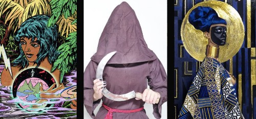 Women Artists Are Channeling The Magic Of The Feminine Occult