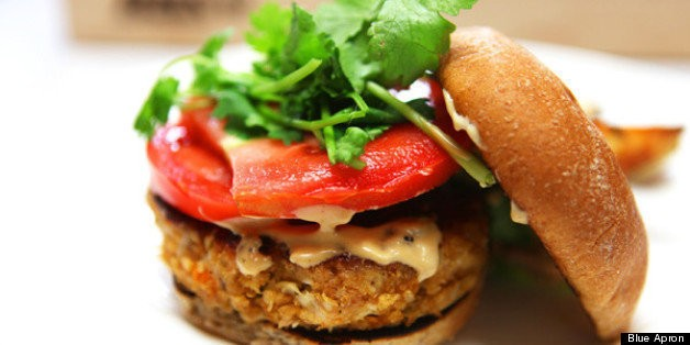 The Chicken Burger You Need to Make This Summer