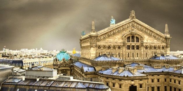 11 of the World's Most Fantastic Opera Houses That Are Worth a Visit (PHOTOS) | HuffPost Life
