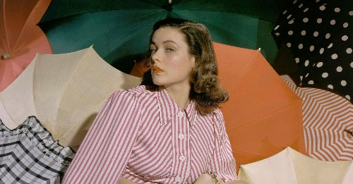 Vintage Hollywood Photos Are The Spring Style Inspiration You Need
